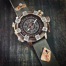 Náramky - Steampunk hodinky C 12 SRI - 10952761_