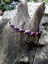 Pletený náramok 4