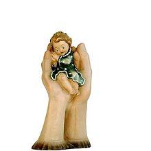 Socha - Ochranné ruky - 10951020_