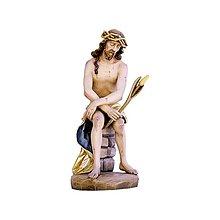 Socha - Sediaci Ježiš - 10951167_