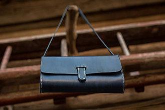 Kabelky - Dámska kožená kabelka - 10953531_