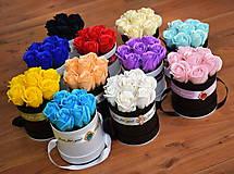Dekorácie - BRILLIANT FLOWER BOX - 10952176_