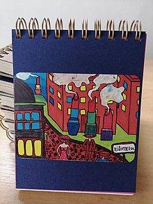 Papiernictvo - Zápisník, poznámkový blok, Rúžomberok - 10953223_