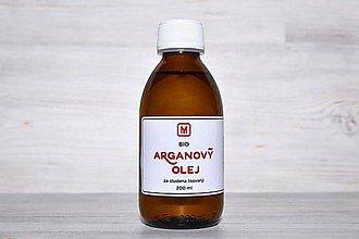 Drogéria - BIO Arganový olej 200 ml - 10950720_