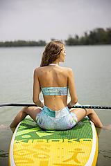- Surferis  - krátky set, šortky a top  - 10952096_