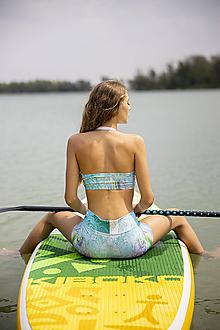 Nohavice - Surferis  - krátky set, šortky a top - 10952096_