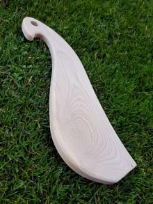 Pomôcky - Drevené lopáre s hubami (TVAROVANÝ) - 10953214_