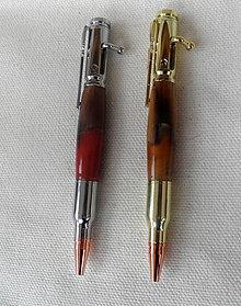 Iné - drevené pero... - 10954605_