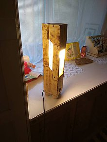 Svietidlá a sviečky - stolna lampa - 10956060_