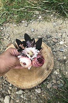 Pierka - Svadobné pierko pre ženícha - 10956464_