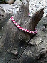 Pletený náramok 6
