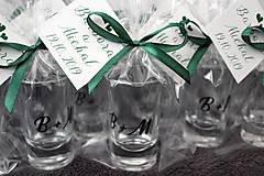 Darčeky pre svadobčanov - Poldecáčiky s menom - 10956436_
