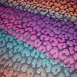 Textil - Yaro Pussycat Duo Black Carnival Rainbow Glam - 10954869_