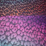 Textil - Yaro Pussycat Duo Black Carnival Rainbow Glam - 10954871_