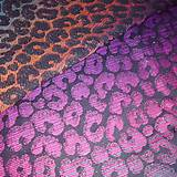 Textil - Yaro Pussycat Duo Black Carnival Rainbow Glam - 10954872_