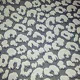 Textil - Yaro Pussycat Ultra Black White Grey - 10954924_