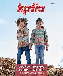 Návody a literatúra - Časopis KATIA KIDS 91 - 10953995_