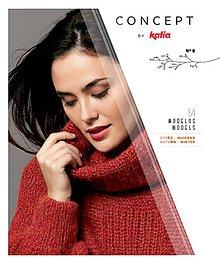 Návody a literatúra - Časopis WOMAN CONCEPT 8 - 10954004_
