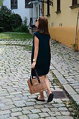 Kabelky - Prútená kabelka do ruky N°2 - 10956023_