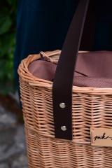 Kabelky - Prútená kabelka do ruky N°2 - 10956043_