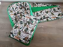 Textil - Set do postieľky pre bábätká - 10955352_