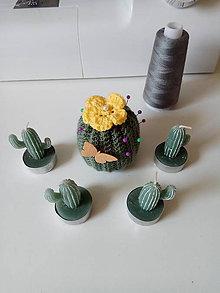 Pomôcky - Ihelníček- kaktus - 10954125_