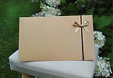 Papiernictvo - Darčekové obálky k maľovanému hodvábu 26 x 16 cm - 10955072_