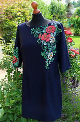 Šaty - Maľba na šaty... - 10955173_
