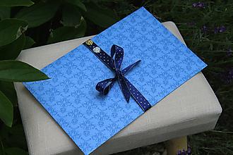 Papiernictvo - Darčekové obálky k maľovanému hodvábu 26 x 16 cm - 10955870_