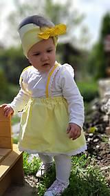 Detské oblečenie - Suknička - 10954204_