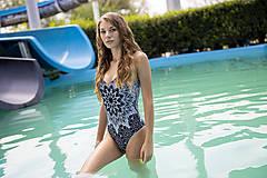 Bielizeň/Plavky - Aida met Adina jednodielne plavky - 10955019_