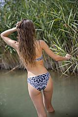 Bielizeň/Plavky - Aida met Adina  dvojdielne plavky - 10955148_