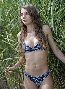 Bielizeň/Plavky - Aida met Adina  dvojdielne plavky - 10955143_