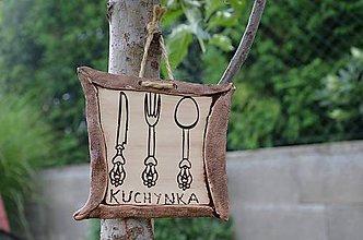 Rámiky - Tabuľka kuchyňa - 10958057_