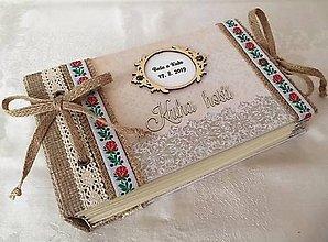 Papiernictvo - Kniha hostí folk II - 10960233_