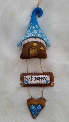 Dekorácie - Domčekovo... - 10959364_