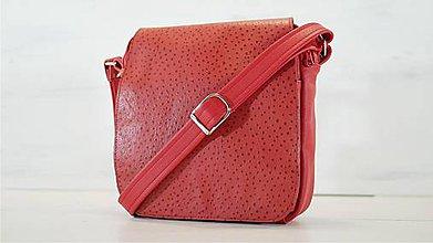 Veľké tašky - Kožená kabelka - Sinta - 10959931_