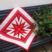 Úžitkový textil - Ubrus  - Jako mořská hvězdice - 10959119_