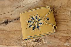 Tašky - Kožená peňaženka VI. Alatyr - 10959317_