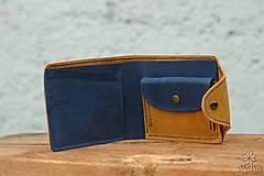 Tašky - Kožená peňaženka VI. Alatyr - 10959320_