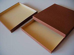 Krabičky - teraz pevnejšia verzia!!! (štvorec) - 10959077_