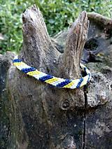 Pletený náramok 9