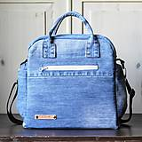 Veľké tašky - Lu.Si.L bag 2in1 No.24 - 10958268_