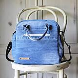 Veľké tašky - Lu.Si.L bag 2in1 No.24 - 10958281_
