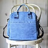 Veľké tašky - Lu.Si.L bag 2in1 No.24 - 10958285_