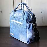 Veľké tašky - Lu.Si.L bag 2in1 No.24 - 10958288_