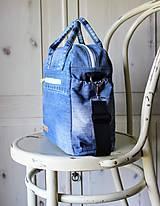 Veľké tašky - Lu.Si.L bag 2in1 No.24 - 10958290_