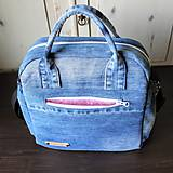 Veľké tašky - Lu.Si.L bag 2in1 No.24 - 10958296_