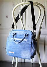 Veľké tašky - Lu.Si.L bag 2in1 No.24 - 10958301_
