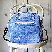 Veľké tašky - Lu.Si.L bag 2in1 No.24 - 10958277_